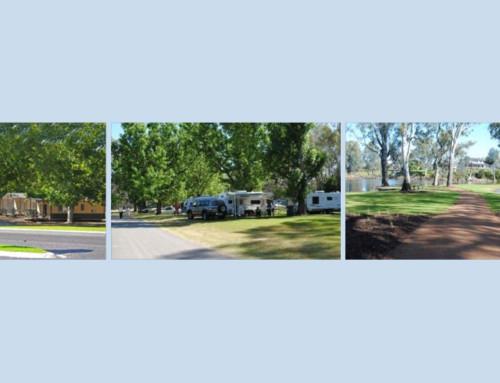 caravan park business plan template