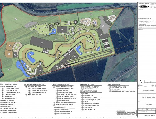 Gippsland Motorsport and Event Centre Feasibility Study