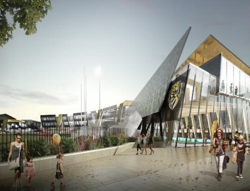Punt Road Oval Redevelopment Funding